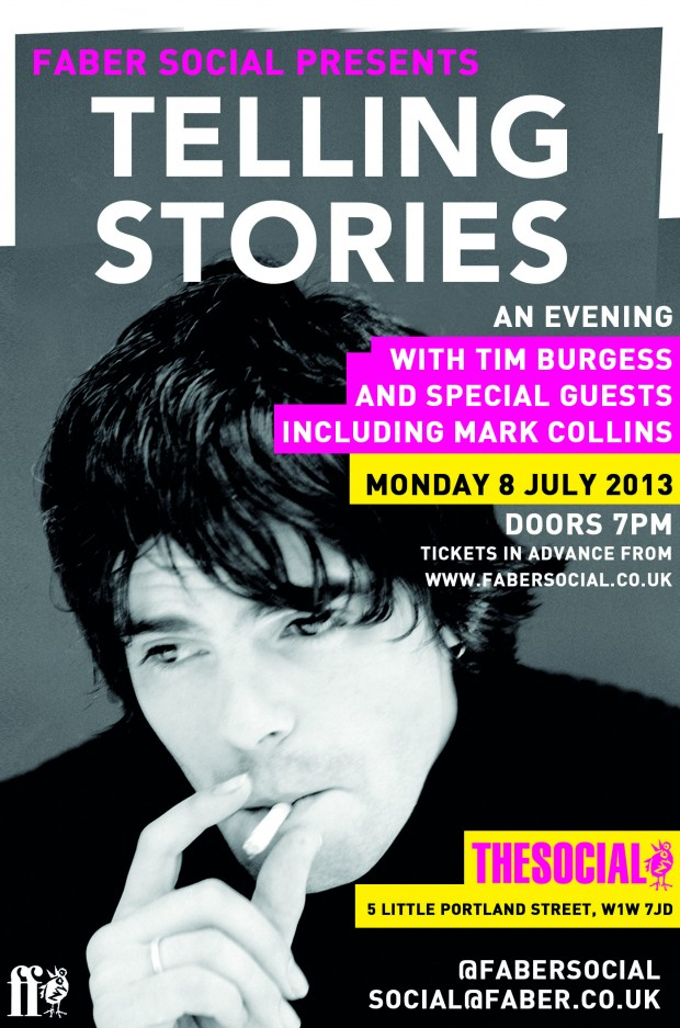 Telling Stories poster Use this one