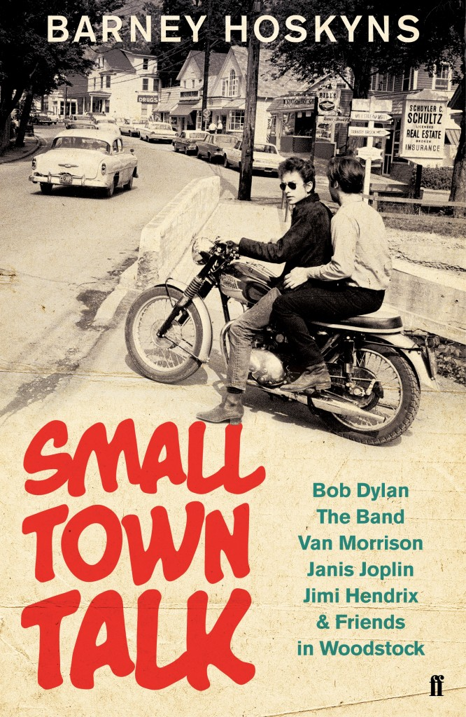 Small Town Talk - High Res Cover