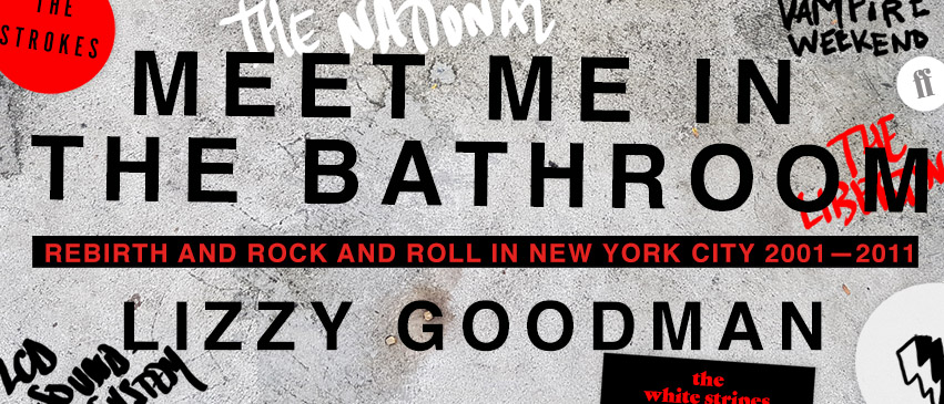 Meet Me in the Bathroom website banner