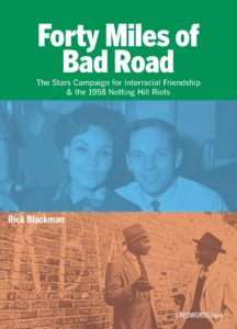 Forty Years of Bad Road front cover