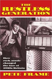 The Restless Generations book cover image