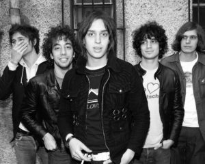 Portrait of The Strokes