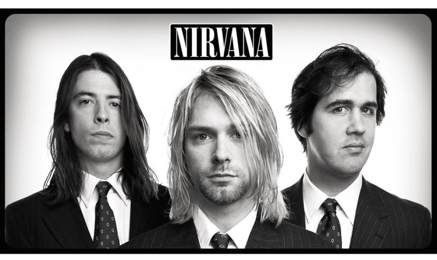 Cover image for Nirvana's With the Lights Out